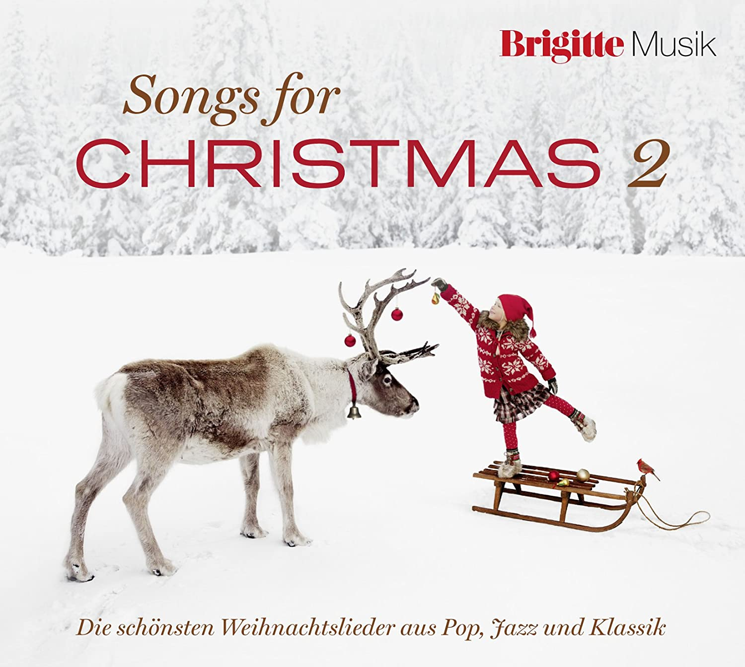 Brigitte: Songs for Christmas 2 - Christina Aguilera, Christina ...