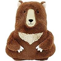 Soft Landing Bear/Monster 2:1 Reversible Character Plush