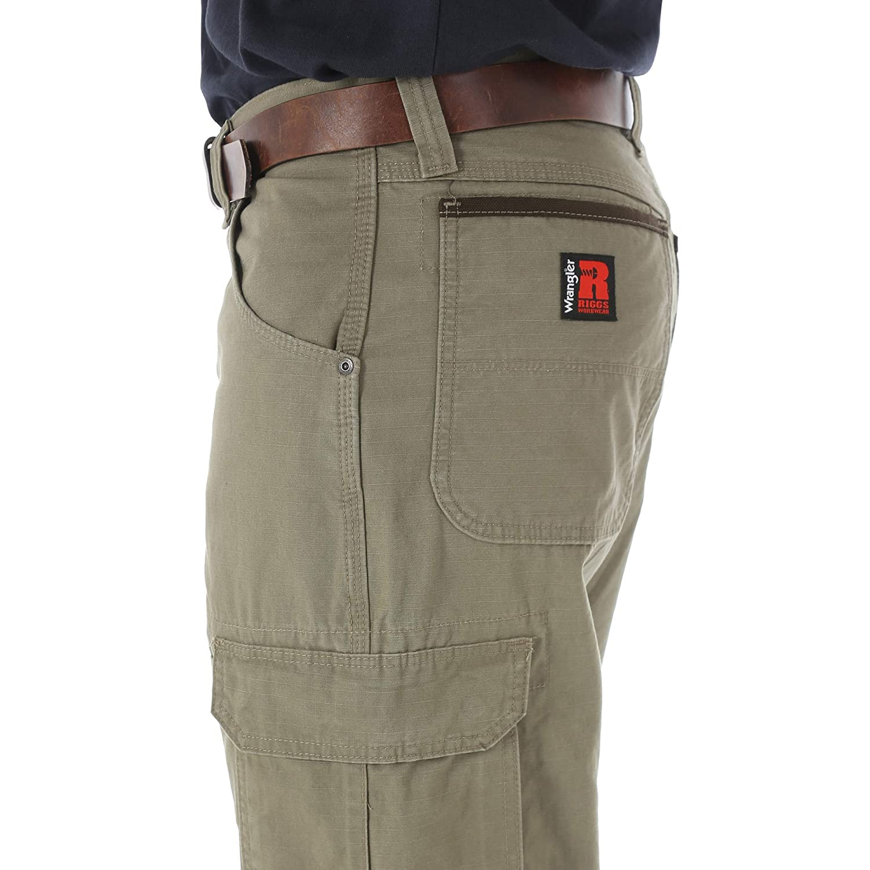 be7c683ed2aa52 Amazon.com: Wrangler RIGGS WORKWEAR Men's Ranger Pant: Casual Pants:  Clothing