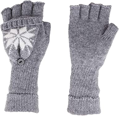 6 Couleurs Cadeau Tricot Mitaines-chaud-hiver-noël