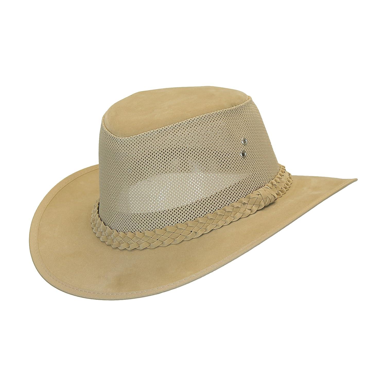 Beige Big Tall Sun Hat for Men 3baba81b981