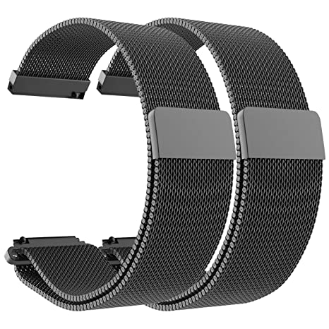 Amazon.com : ECSEM 2pcs for Amazfit Bip Bands Straps ...