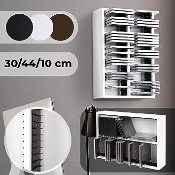 Fonte Décoration étagère Support 26 cm x 26 cm en 3 Couleurs