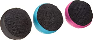 Awesome Screen Cleaning Ball, Dual Action Microfiber Cloth, for Touch Screen Smart Phones/Tablets/Laptops, Pack of 3