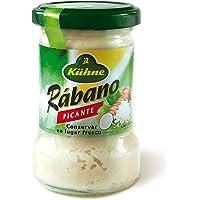 Kuhne, Crema de Rábano Picante, 140 gramos