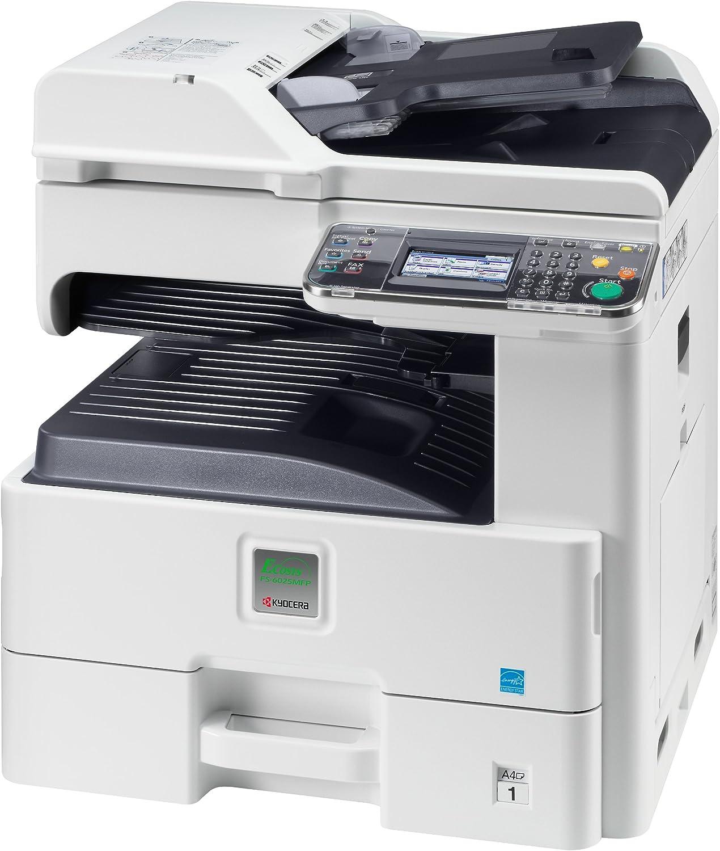 KYOCERA FS-6030MFP - Impresora multifunción (Laser, 600 x 600 dpi ...