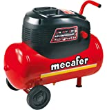 Mecafer 425068 Compresseur 24 L 1,5 hp oil