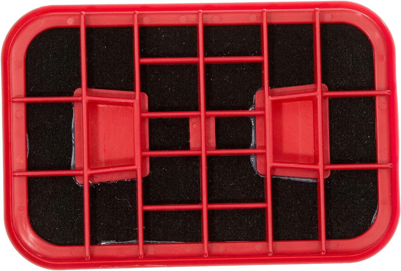 Alternativ-wie Lux - Filtro de carbón activado para aspiradoras Lux 1, D 820: Amazon.es: Hogar