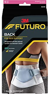 FUTURO Moderate Support ADJ Deluxe Back Support