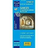 Ganges 1 : 25 000: IGN.2742ET