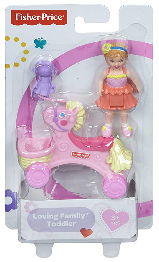 Amazon.com: Fisher-Price Loving Family Toddler: Toys & Games