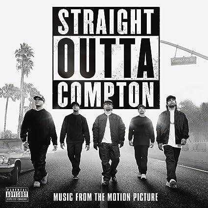 'Straight Outta Compton' soundtrack