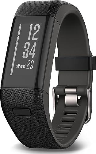 Garmin vivosmart HR+ Regular Fit GPS Fitness Uhr