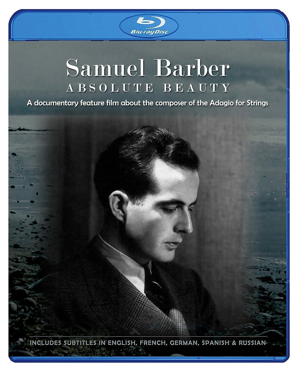 Samuel Barber: Absolute Beauty (Blu-Ray)