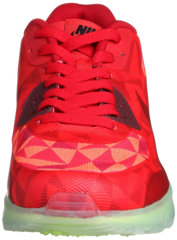 official photos 29ceb b6b24 Amazon.com   Nike Men s Air Max 90 ICE, GYM RED UNIVERSITY RED-LIGHT CRIMSON -TEAM, 13 M US   Athletic