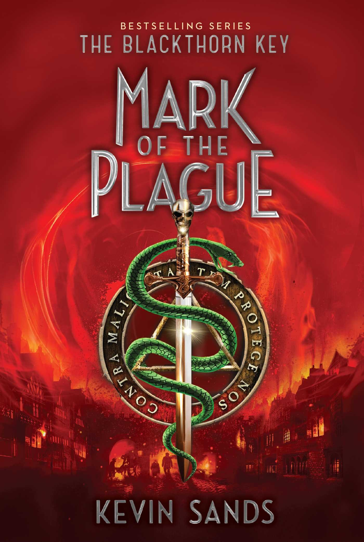 Download Mark of the Plague (The Blackthorn Key) PDF