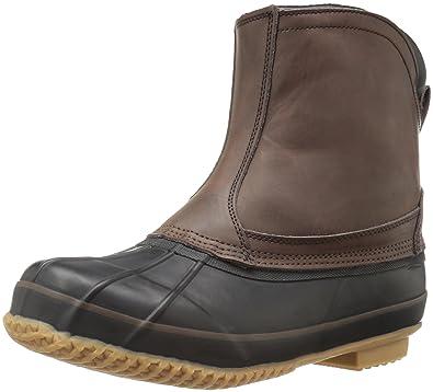 Northside Fairbanks Men s Waterproof Slip-on Duck Boot ad44e805dd50