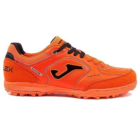 d104c7706e0 Joma Top Flex, Botas de fútbol para Hombre, Naranja (Coral 807), 40 ...