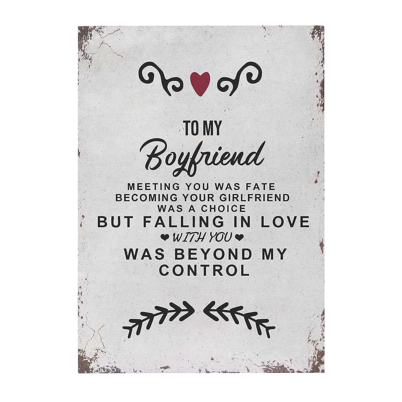 Kenon to My Boyfriend Cartel de Madera Personalizado con ...