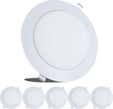 5w LED Ceiling Light Recessed Downlight Bright White Lamp