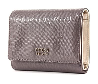 Guess Tamra SLG Small Trifold Taupe: : Schuhe