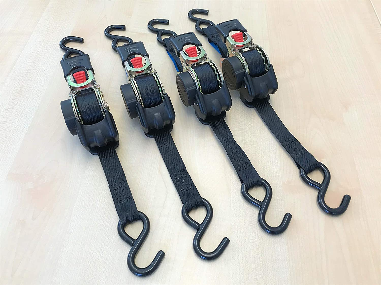 300/kg Perel arat11/automatique Sangle darrimage charge maximum 3/m x 25/mm Dimensions