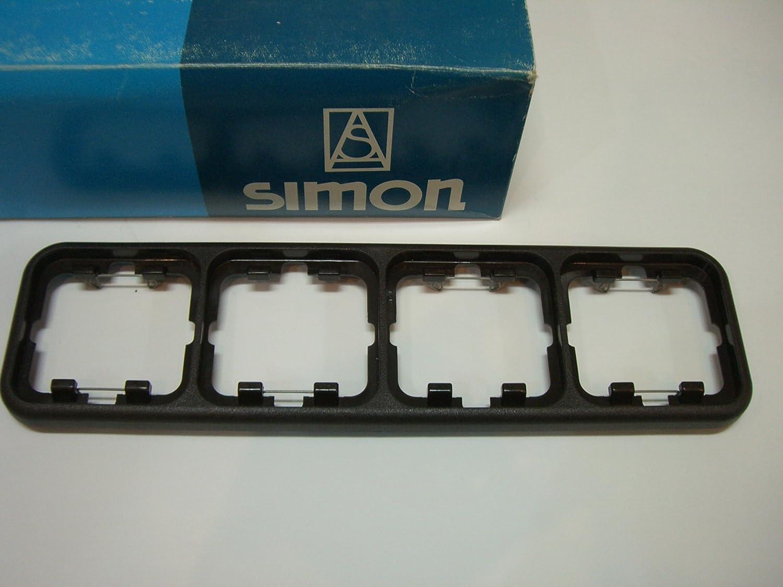 Simon 31640-31 marco 4 elementos s-31 marfil Ref 6553131162