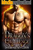 Dragon's Challenge: A Curvy Girl Military Romance (Dragon Blaze Ops Book 5)