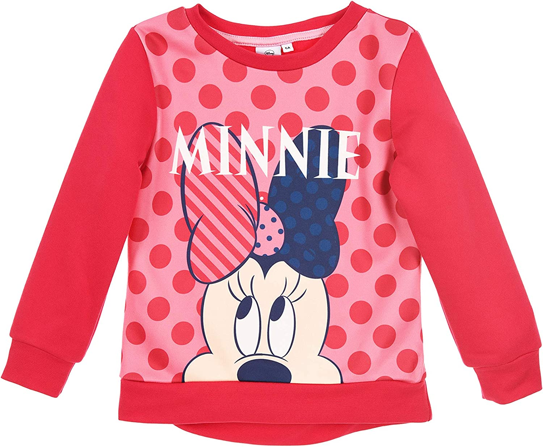 Disney Chándal Infantil Minnie niñas Forro Interior Afelpado ...