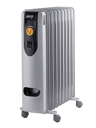 HJM Radiador aceite de 5 elementos 801
