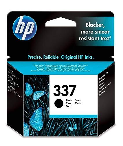 HP C9364EE 337 Cartucho de Tinta Original, 1 unidad, negro: Hp ...