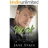 Rock Bottom Rockstar Romance (Dark Horse Book 3)