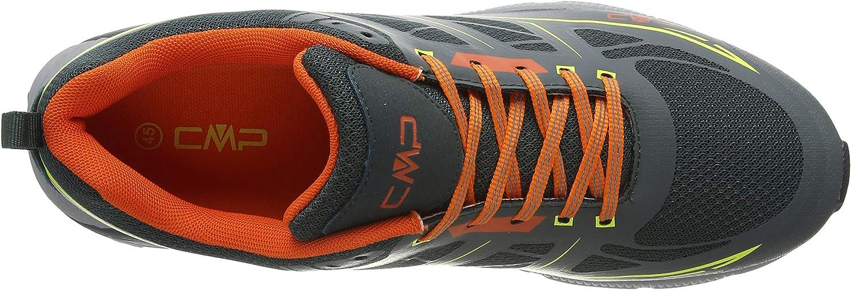 CMP F.lli Campagnolo Hapsu Nordic Walking Shoe Walkingschoenen voor heren Multicolour Jungle Lime 83ue kg1yf0l3