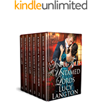 Sinful Tales of Untamed Lords: A Historical Regency Romance Collection