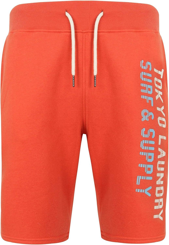 Pantalones cortos de deporte Tokyo Laundry para hombre