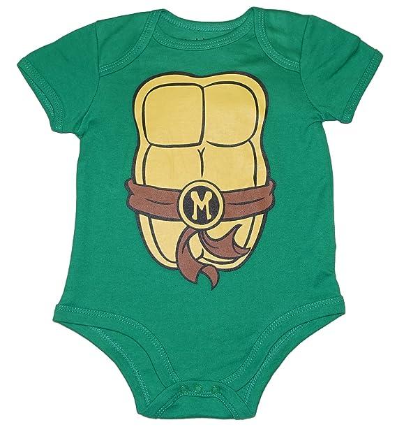 Amazon.com: Teenage Mutant Ninja Turtle Baby Boys ...