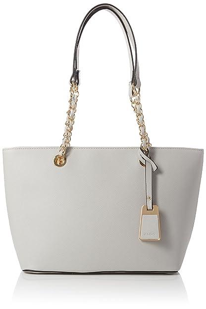 82f18ccbe23 Aldo Womens Jambu Tote Grey (Grey)  Amazon.co.uk  Shoes   Bags
