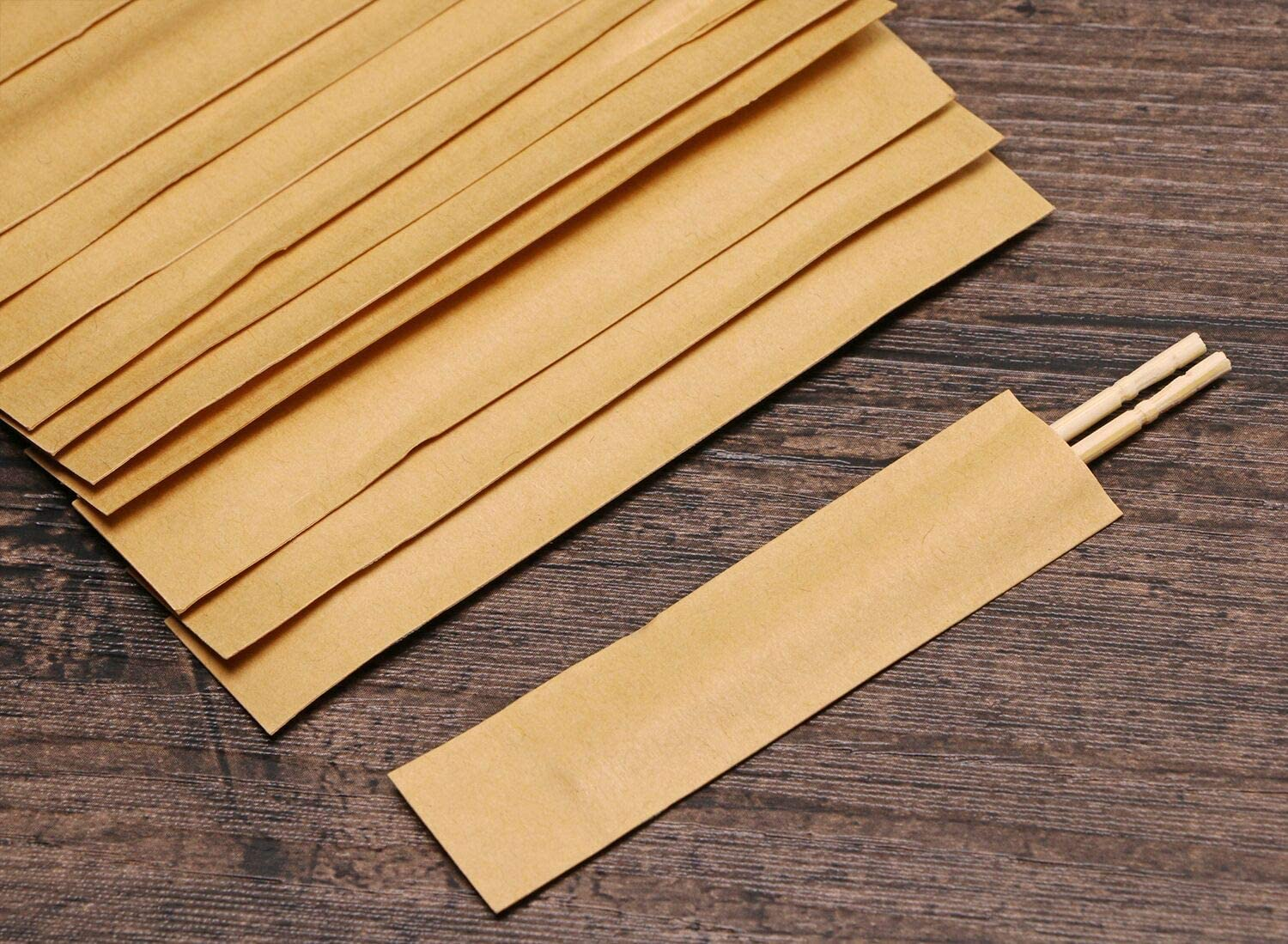 ONLKXY 200 Pairs(400 Pcs)Diner-Grade Toothpick Natural Bamboo Dental For Restaurant Hotel Tableware Decor Tools