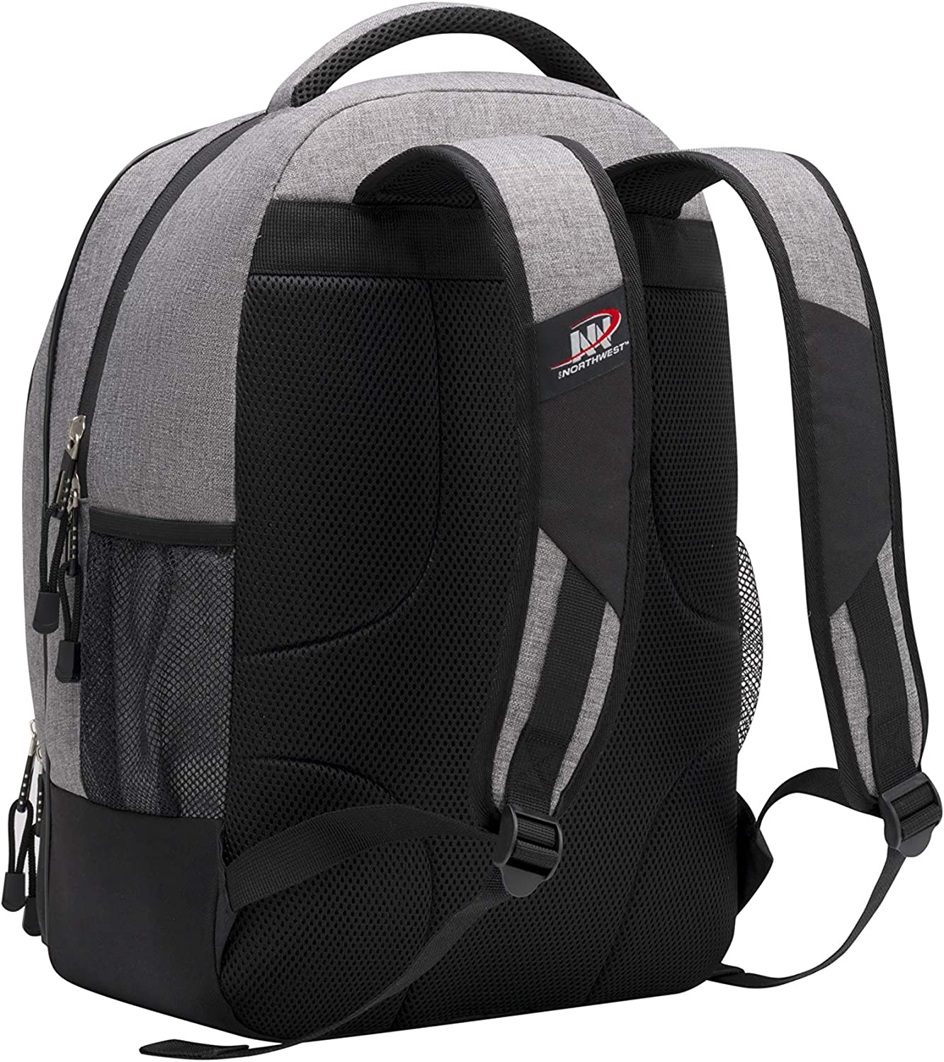 The Northwest Company Officially Licensed NCAA Razor Backpack Multi Color 19
