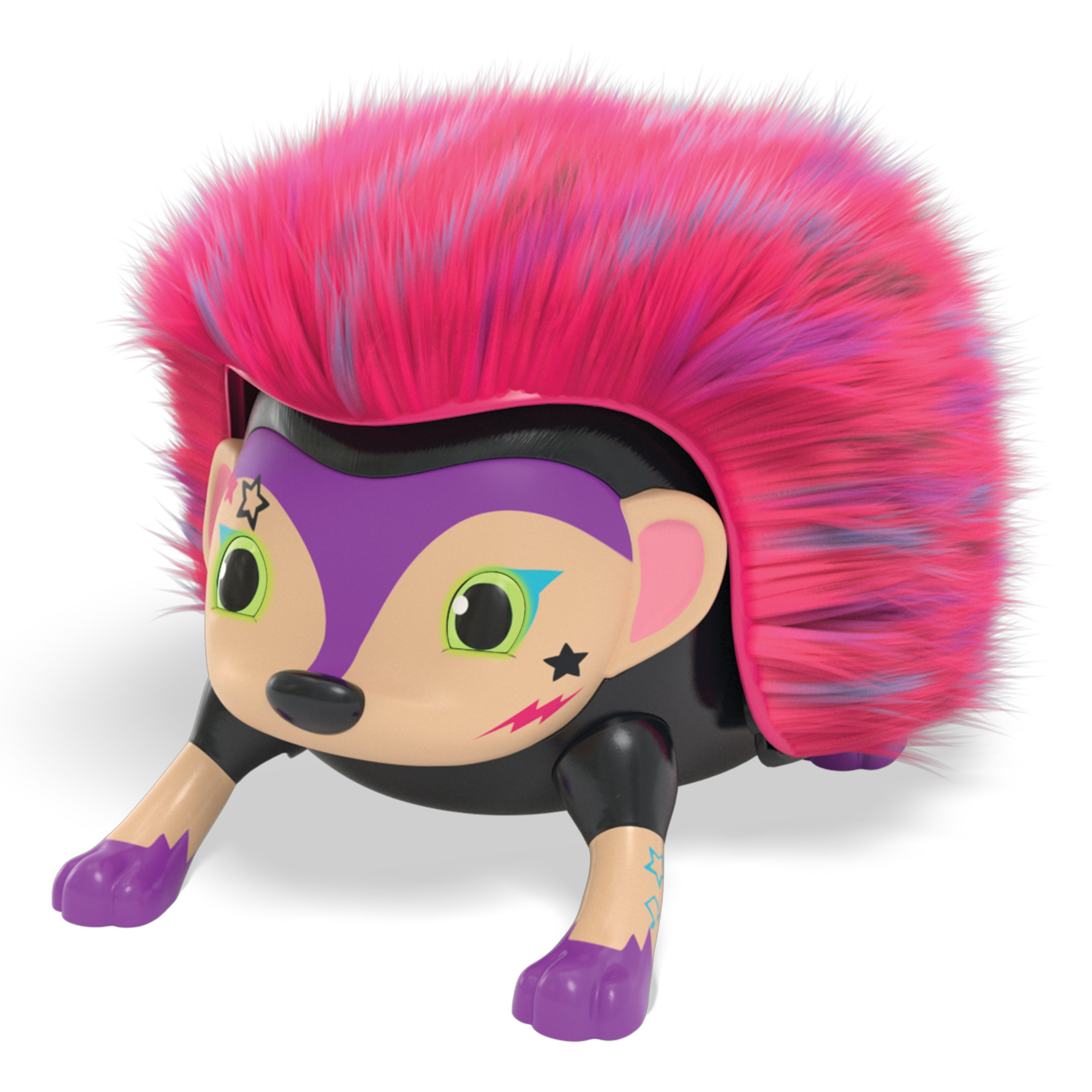 Zoomer Hedgiez,Tumbles, Interactive Hedgehog with Lights, Sounds and Sensors, by Spin Master by Zoomer (Image #2)