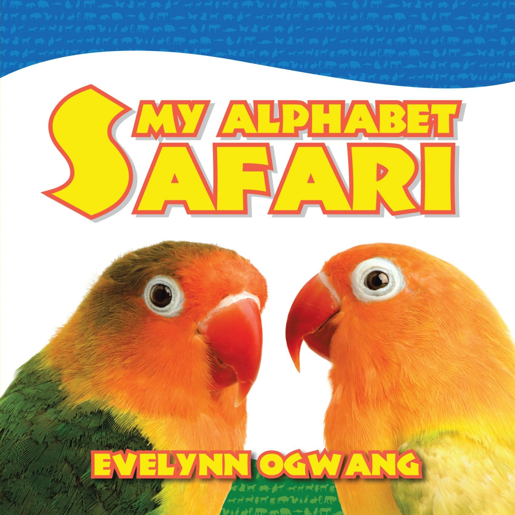 Download My Alphabet Safari pdf