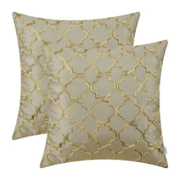 Amazon.com: Paquete de 2 fundas de almohada de seda ...