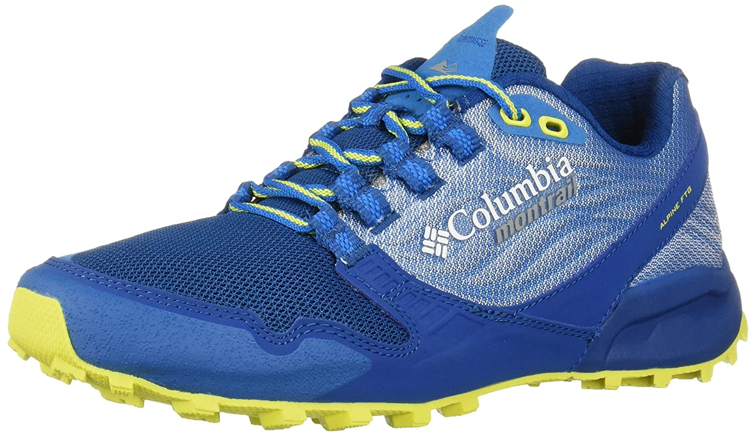 Columbia Montrail Men s Alpine FTG Feel The Ground Trail Running Shoe