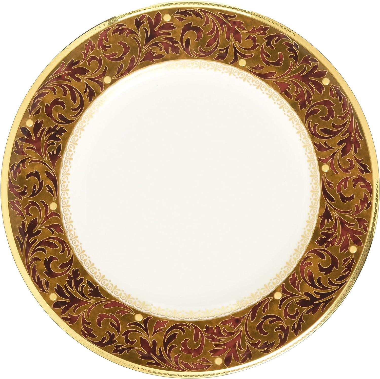 Noritake Xavier Gold Salad Plate