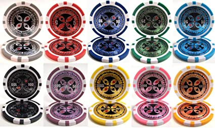Mod Route of 25 Chips//Chips 14 GR Ultimate Poker value 1