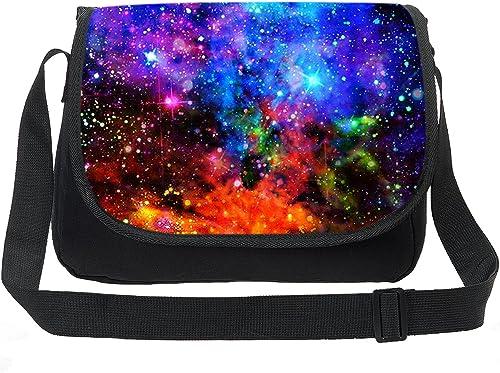 Satchel Messenger Bag Canvas Crossbody Shoulder Bag