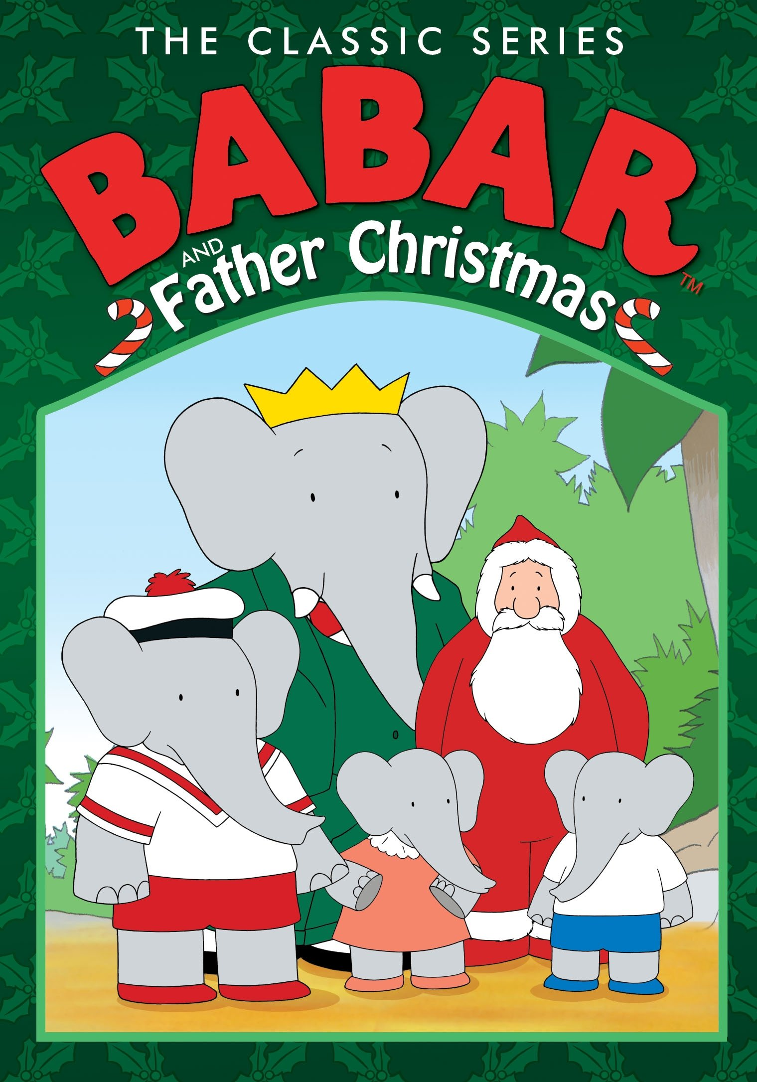 DVD : Laurent Debrunhoff - Babar And Father Christmas (Dolby)