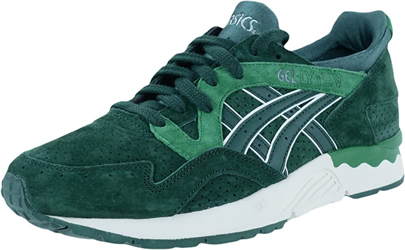 ASICS Men's Gel Lyte V LeatherSynthetic Ankle High Tennis Shoe