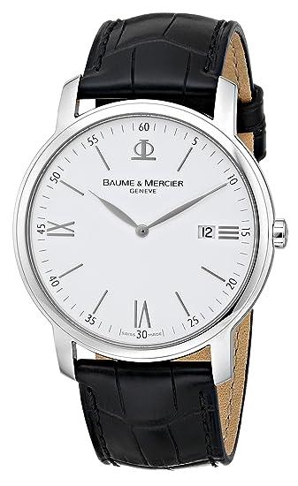 bd0ee00b9c35 Reloj - Baume   Mercier - para - 8485  Amazon.es  Relojes
