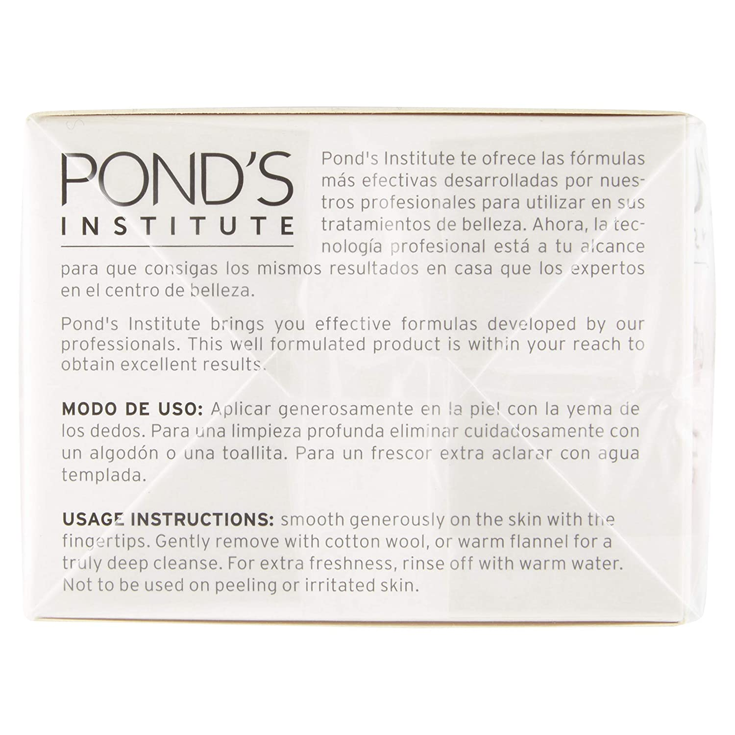 Ponds Cold Cream, crema, 50 ml, paquete de 6.: Amazon.es: Belleza